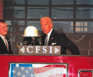 Introducing the Vice President of the United States